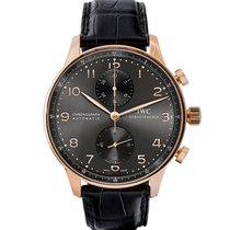 IWC Portuguese Chronograph IW371482 rabljen