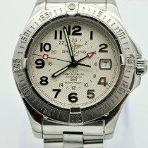 Breitling A32350 Steel 2010 Colt GMT 40mm pre-owned United States of America, Nevada, Las Vegas