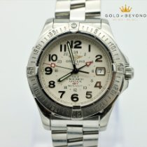 Breitling Colt GMT Steel 40mm White Arabic numerals United States of America, Nevada, Las Vegas