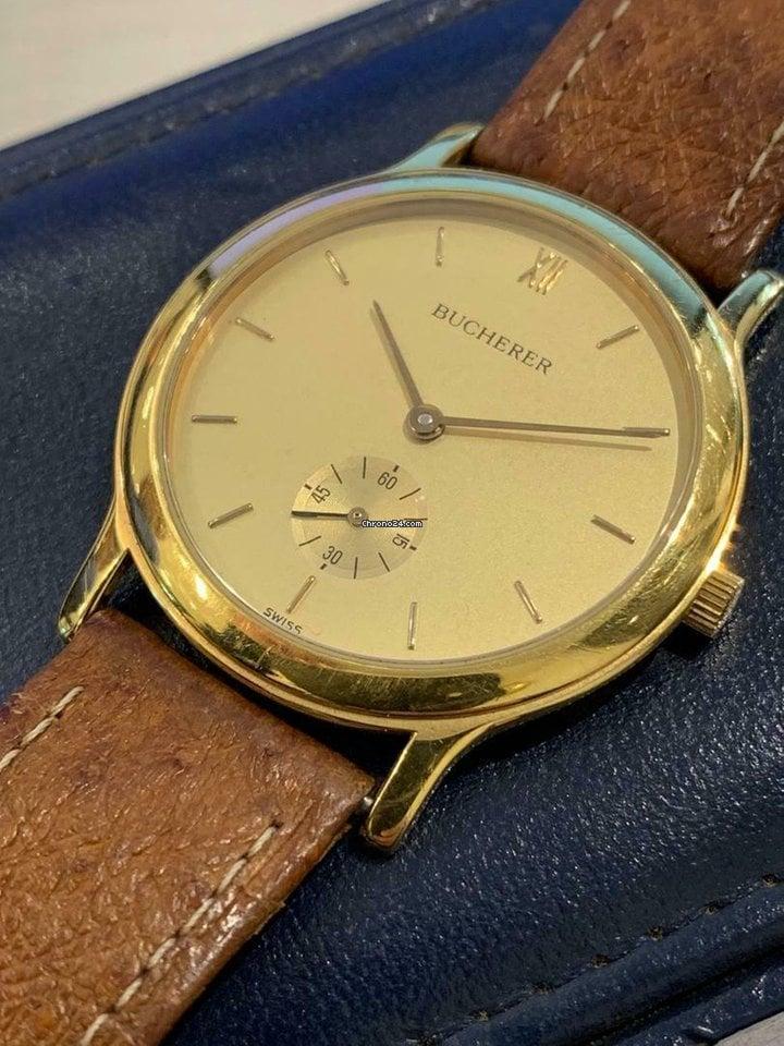 Carl F. Bucherer 7001.504 pre-owned