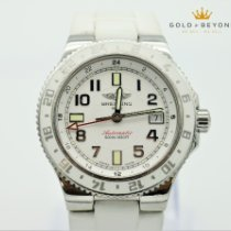 Breitling Superocean GMT Steel 41mm White Arabic numerals United States of America, Nevada, Las Vegas