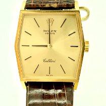 Rolex Cellini Zuto zlato