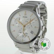 Rado Centrix Steel 40mm Arabic numerals