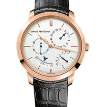 Girard Perregaux new Automatic Small seconds 40mm Rose gold