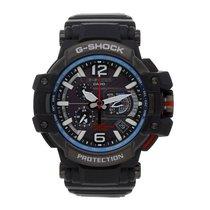 Casio G-Shock 51mm Чёрный Aрабские
