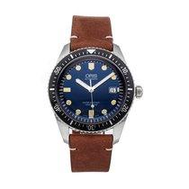 Oris Divers Sixty Five Steel 42mm Blue No numerals United States of America, Pennsylvania, Bala Cynwyd