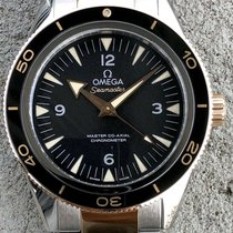 Omega Seamaster 300 Gold/Steel 41mm Black Australia, Keysborough