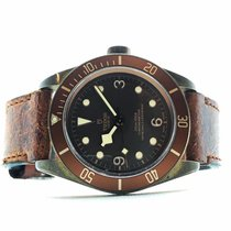Tudor Black Bay Bronze Bronze 43mm Brown Arabic numerals Malaysia, Malaysia