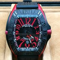 Franck Muller Conquistador GPG 8900 CC DT GPG Very good Titanium Automatic Malaysia, Malaysia