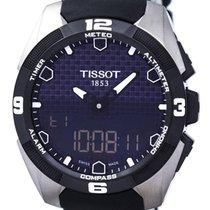 Tissot T-Touch Expert Solar Titanium 45mm Black Singapore, Singapore