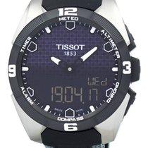 Tissot T091.420.46.051.01 Titanium T-Touch Expert Solar 45mm new