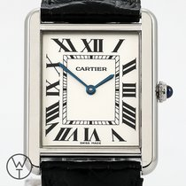 Cartier Tank Solo Ατσάλι 27.5mm