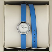 Baume & Mercier Promesse Steel 22mm Mother of pearl United States of America, New York, Airmont