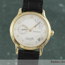 Zenith Elite Power Reserve 30.0240.655/01 pre-owned