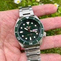 Seiko Steel Automatic SRPD63K1 new