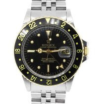 Rolex 1675 Steel GMT-Master 40mm pre-owned United States of America, Florida, Boca Raton