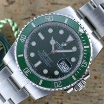 Rolex Submariner Date 116610LV Foarte bună Otel 40mm Atomat