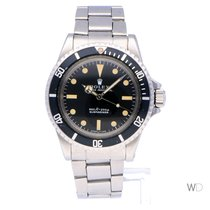 Rolex Submariner (No Date) 5513 1972 pre-owned