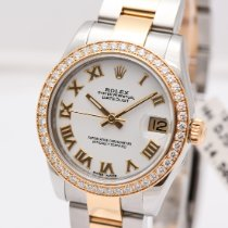 Rolex Or/Acier 31mm Remontage automatique 178383 occasion