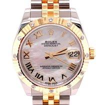 Rolex Lady-Datejust nuevo 2017 Automático Reloj con estuche y documentos originales 178313