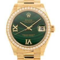Rolex Automatic Green 31mm new Datejust II