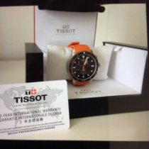 Tissot Seastar 1000 Acier 45.5mm Noir France, SAINT ARNOULT EN YVELINES