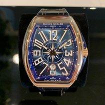 Franck Muller Vanguard Pозовое золото Синий
