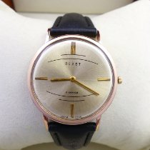 Poljot Red gold 33mm Manual winding 2200 pre-owned