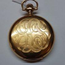 Waltham Waltham Pocket Watch Gold 14kt 1900 gebraucht