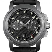 Blancpain L-Evolution Steel Black