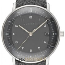 Junghans max bill Ladies Steel 32.7mm Grey