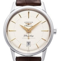 Longines Flagship Heritage L4.795.4.78.2 2020 new