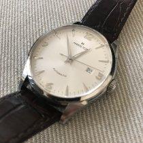 Hamilton Thin-O-Matic Steel 42mm Silver No numerals