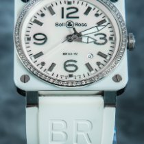 Bell & Ross BR 03-92 Ceramic Ceramica 42mm Sidef Arabic