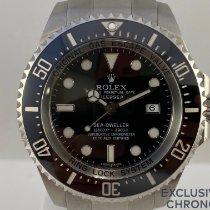 Rolex Sea-Dweller Deepsea 116660 2012 nuevo