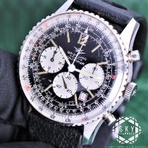 Breitling Steel 41mm Manual winding 7806 pre-owned United States of America, New York, New York