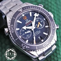 Omega Seamaster Planet Ocean Chronograph 232.32.46.51.01.003 2017 pre-owned