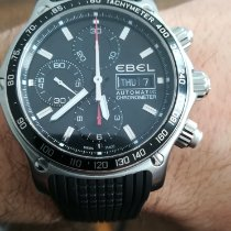 Ebel Steel 43mm Automatic 9750L62 pre-owned