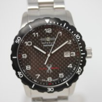 Zeppelin Steel 42mm Automatic 7266M-3 new