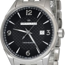 Hamilton Jazzmaster Viewmatic Steel 44mm Black Arabic numerals United States of America, California, Los Angeles