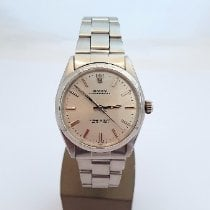 Rolex Oyster Perpetual 34 1003 Sehr gut Stahl 34mm Automatik