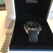 Seiko SKX007K2 Steel Prospex 42mm pre-owned