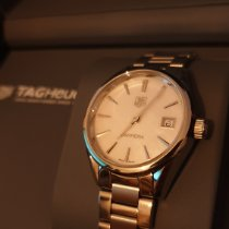 TAG Heuer Carrera Lady neu 2020 Quarz Uhr mit Original-Box und Original-Papieren WAR1311.BA0778
