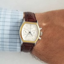 Girard Perregaux pre-owned Manual winding 35mm Silver Sapphire crystal