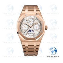 Audemars Piguet 26574OR.OO.1220OR.01 Rose gold Royal Oak Perpetual Calendar 41mm pre-owned United States of America, New York
