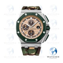 Audemars Piguet Royal Oak Offshore Chronograph 26400SO.OO.A054CA.01 Unworn Steel 44mm Automatic United States of America, New York, New York