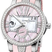 Ulysse Nardin Executive Dual Time Lady 243-10B-3C/397 новые