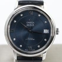 Omega 424.10.33.20.53.001 Сталь De Ville Prestige 32.7mm подержанные