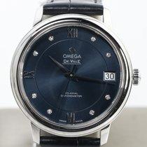 Omega De Ville Prestige Steel 32.7mm Blue Roman numerals United States of America, Nevada, Las Vegas