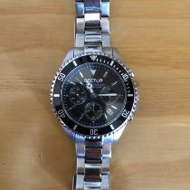 Sector Steel 50,2mm Quartz R3273661009 pre-owned